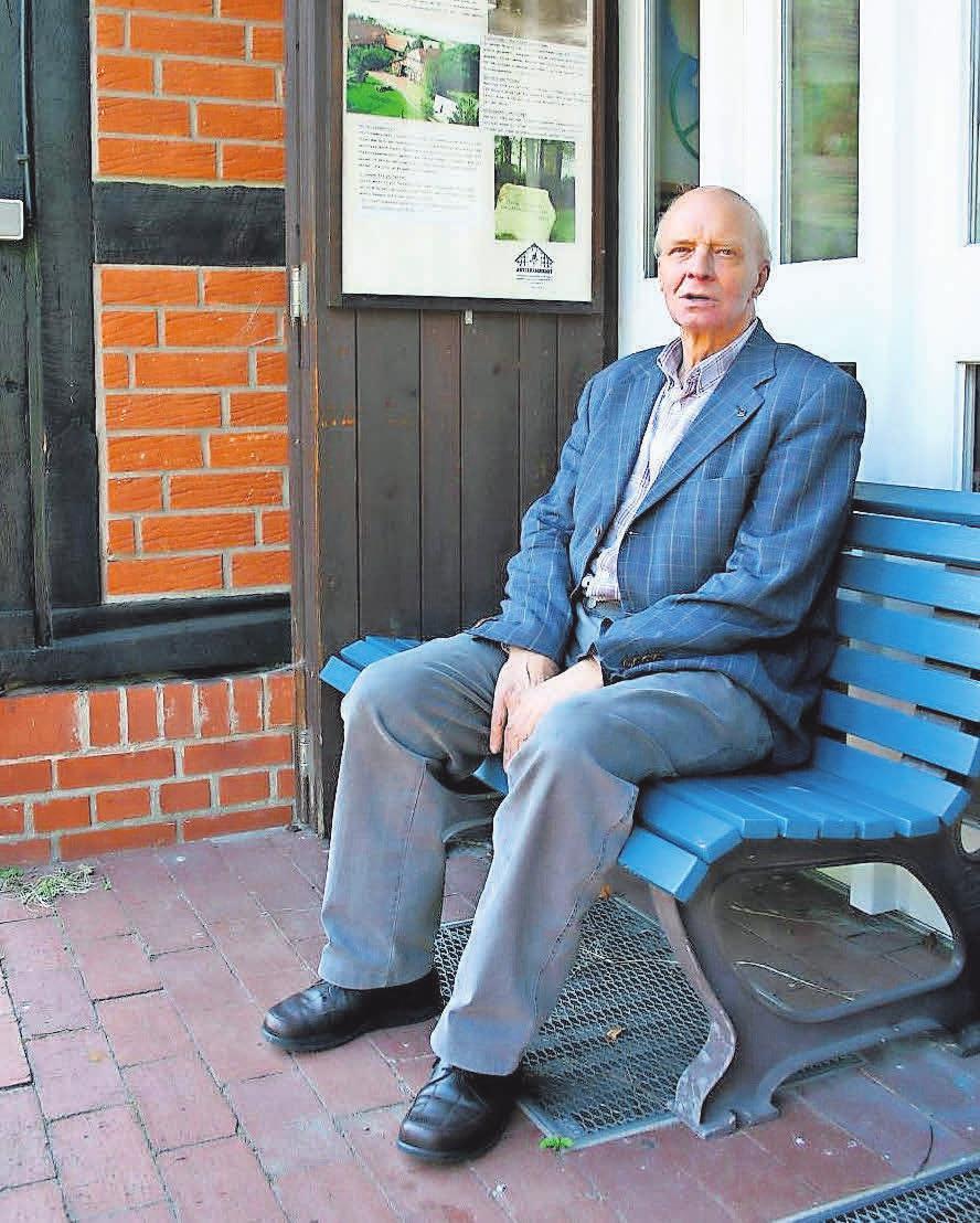 Klaus Rauterberg (1930–2006) war der Gründer und langjährige Leiter.Foto: Archiv
