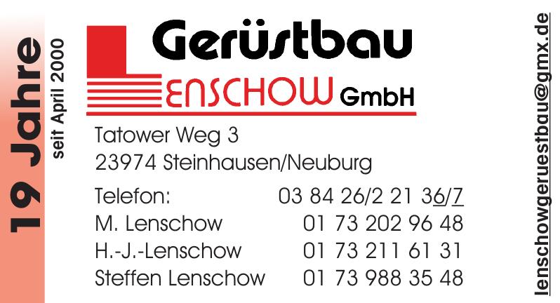 Gerüstbau Enschow GmbH