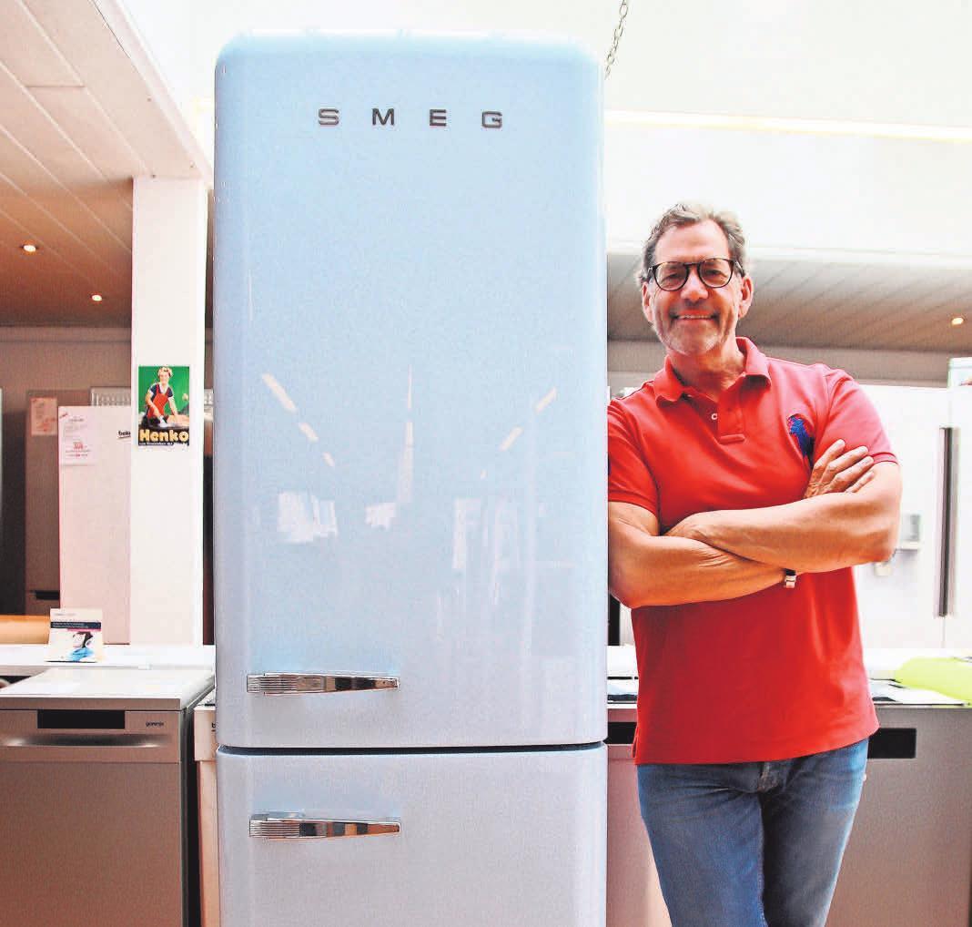 Große Auswahl, kleine Preise: In der Elektro-Fundgrube gibt es funktionelle Haushalts- und Küchengeräte erster und zweiter Güte.