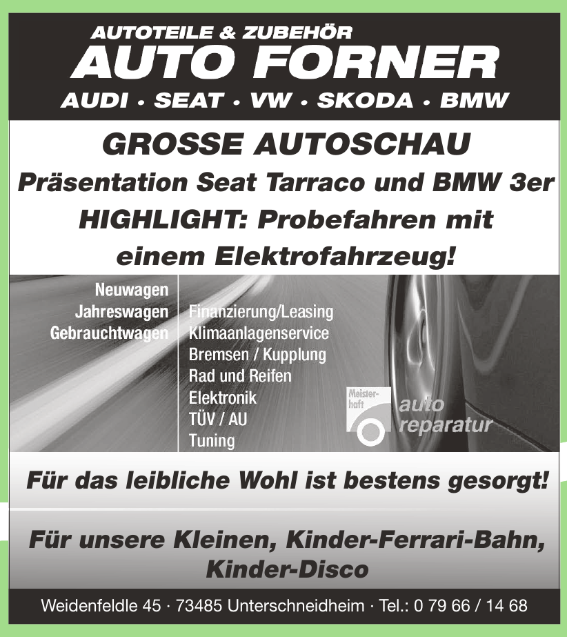 Auto Forner