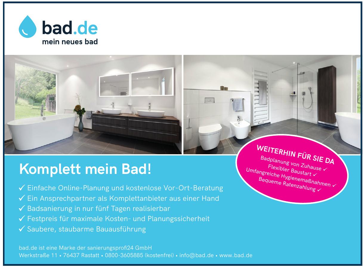 bad.de vertriebs GmbH