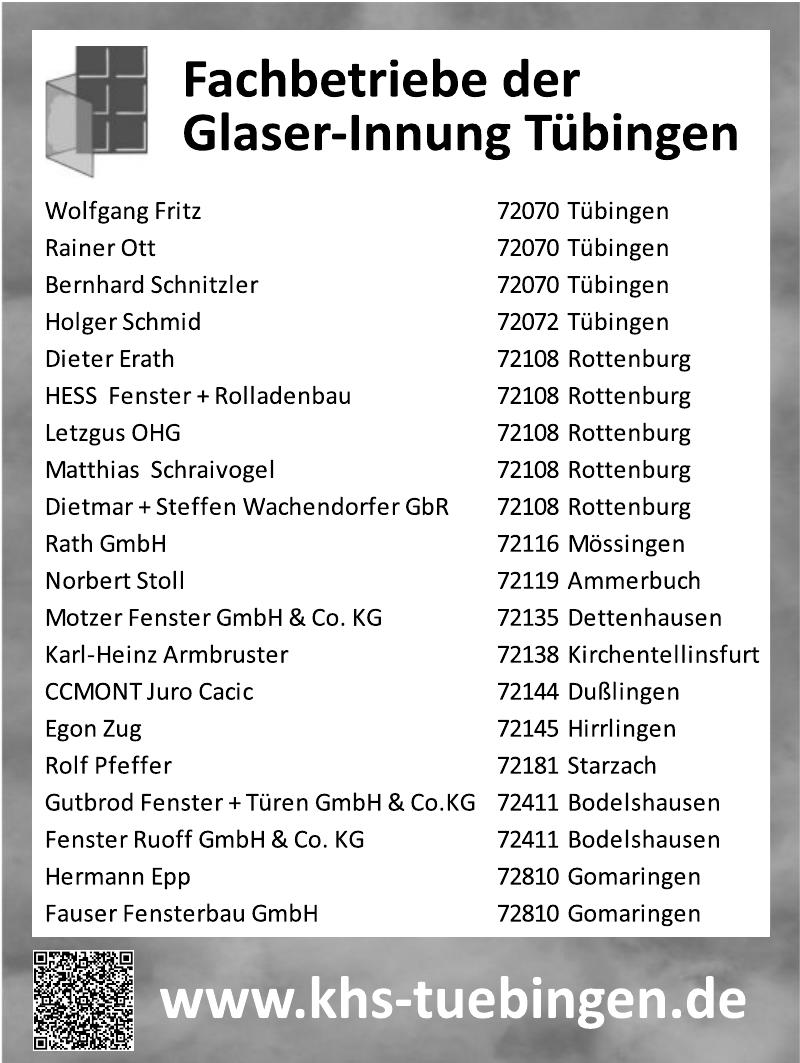 Kreishandwerkschaft Tübingen (KdöR)