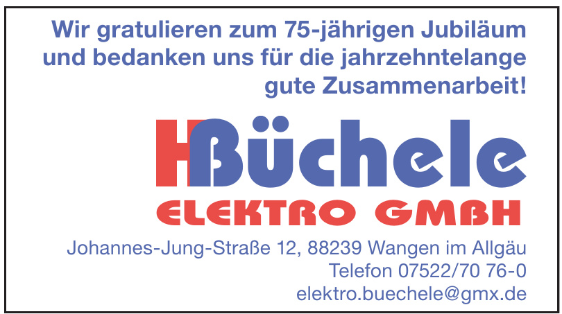 H. Büchele Elektro GmbH