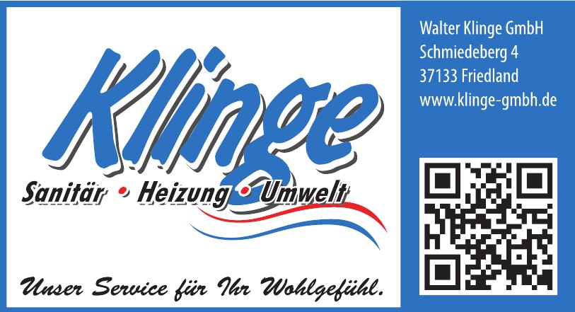 Walter Klinge GmbH