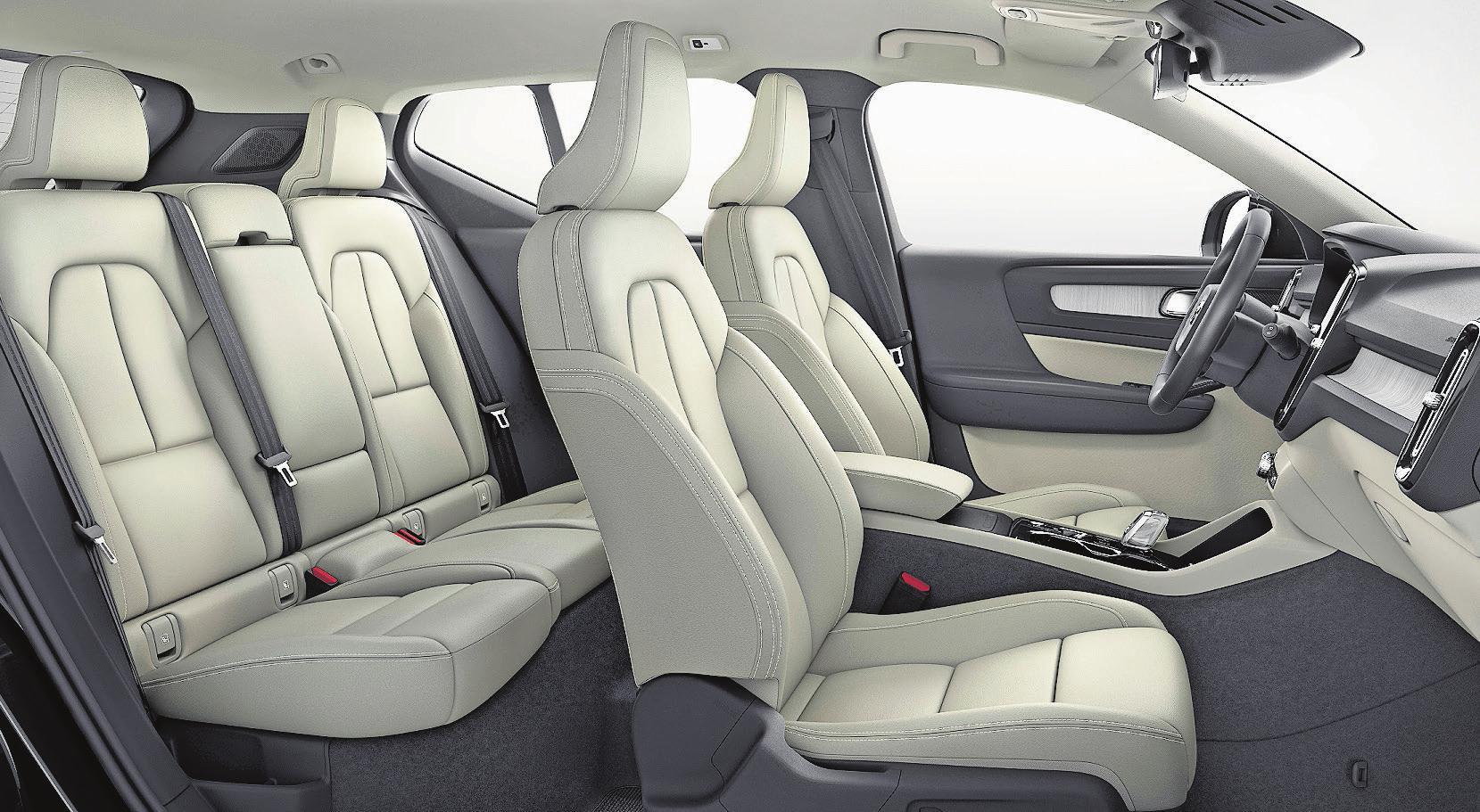 Mehr Komfort: Die höhere Karosserie der SUV erlaubt eine aufrechte und gesündere Sitzhaltung. Bild: PD