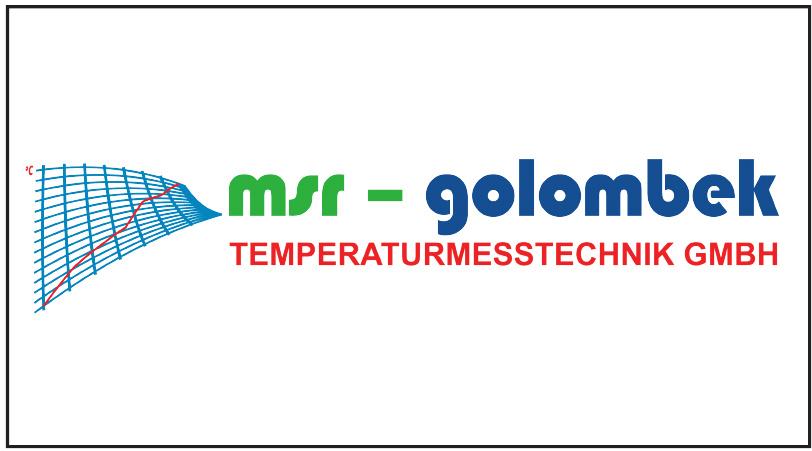 msr - golombek Temperaturmesstechnik GmbH
