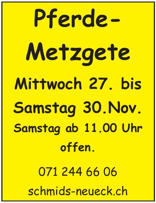 Restaurant Schmids Neueck