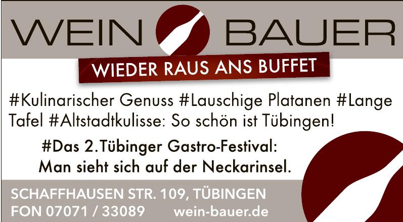 Wein Bauer