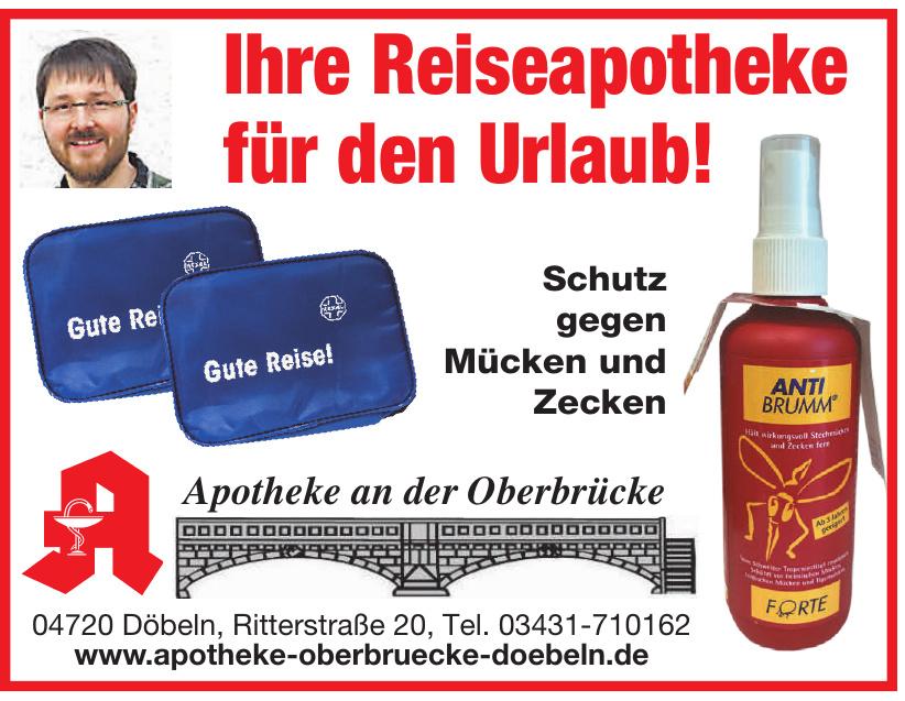 Apotheke an der Oberbrücke, Apotheker Gerd Günther e.K.