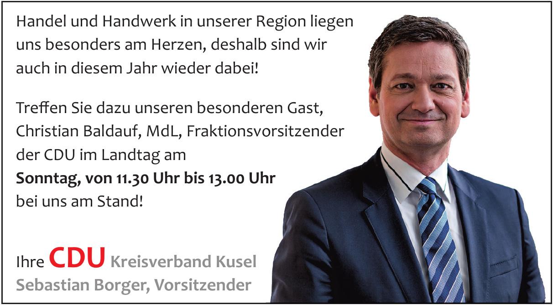 CDU Kreisverband Kusel