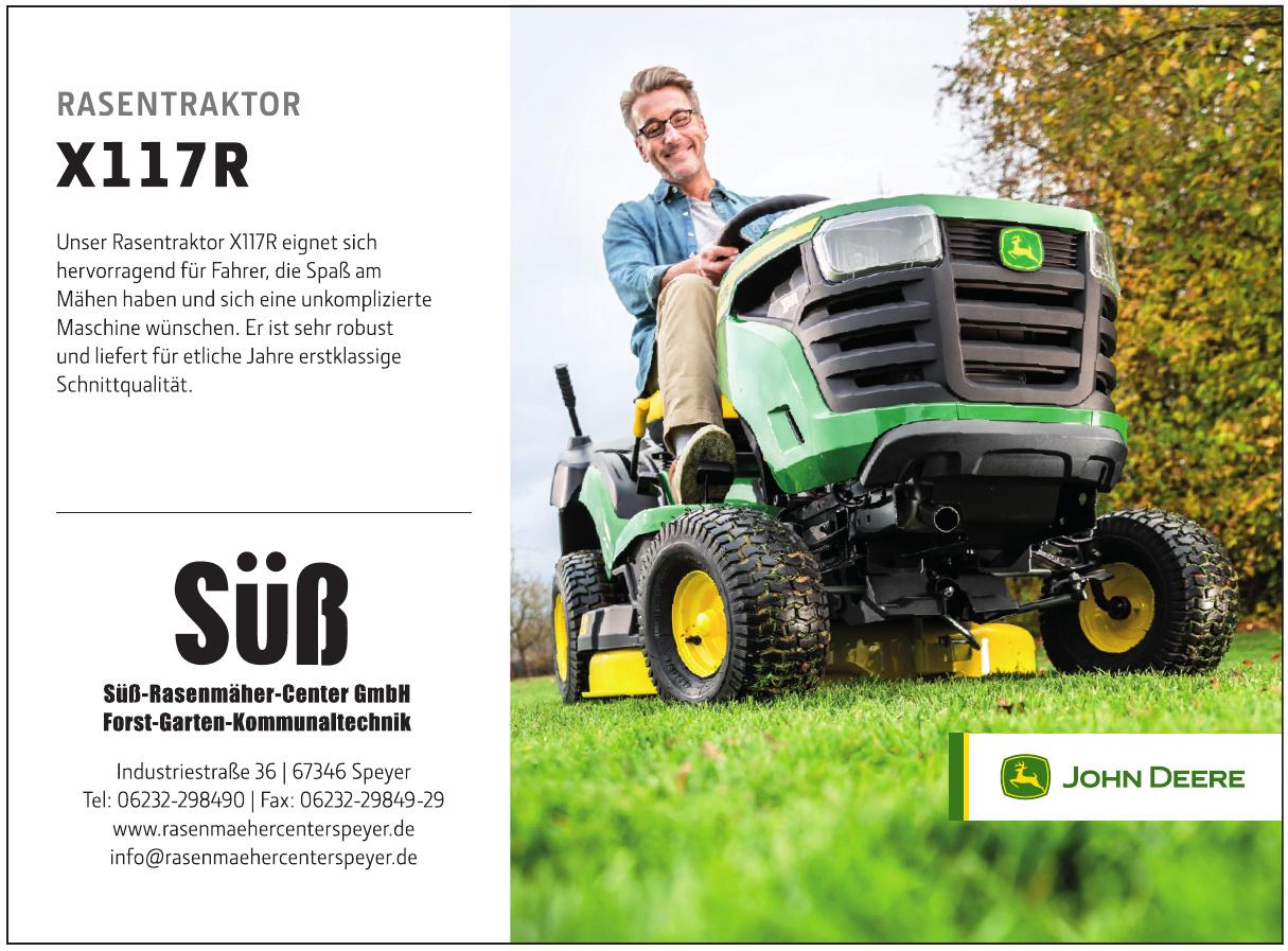 Süß-Rasenmäher-Center GmbH