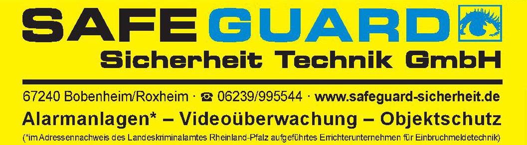 Save Guard Sicherheit Technik GmbH