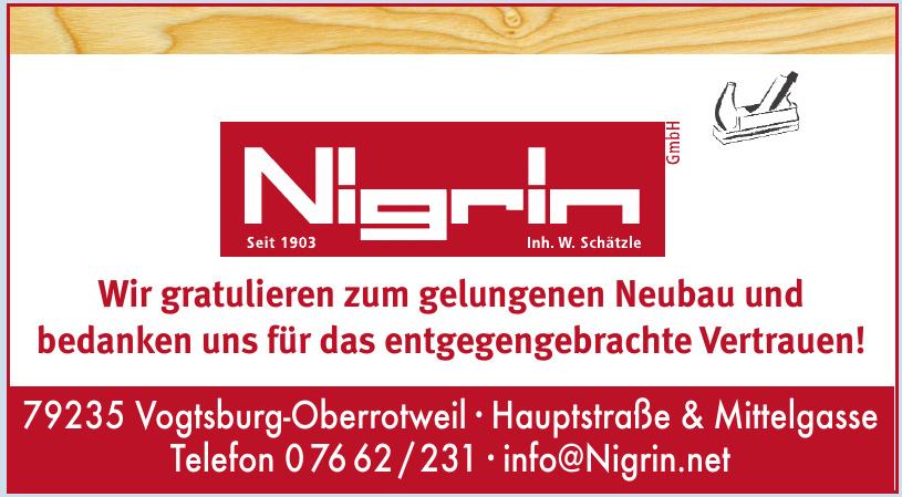 Nigrin GmbH