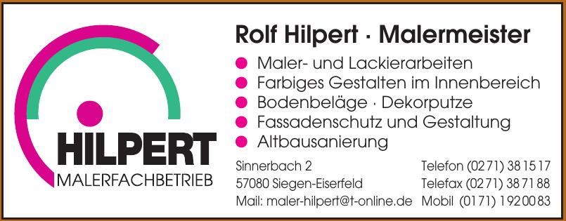 Rolf Hilpert Malermeister