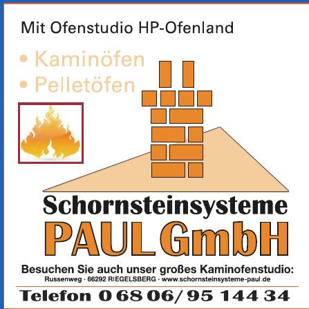 Schornsteinsysteme Paul GmbH