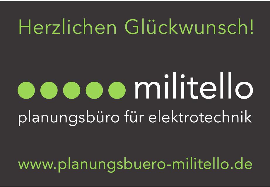 militello planungsbüro für elektrotechnik