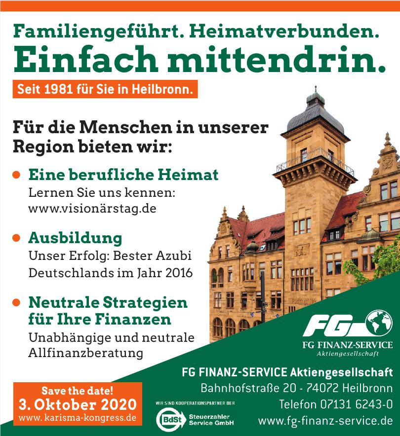 FG Finanz-Service Aktiengesellschaft