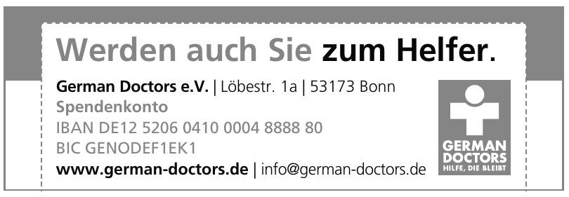 German Doctors e. V.