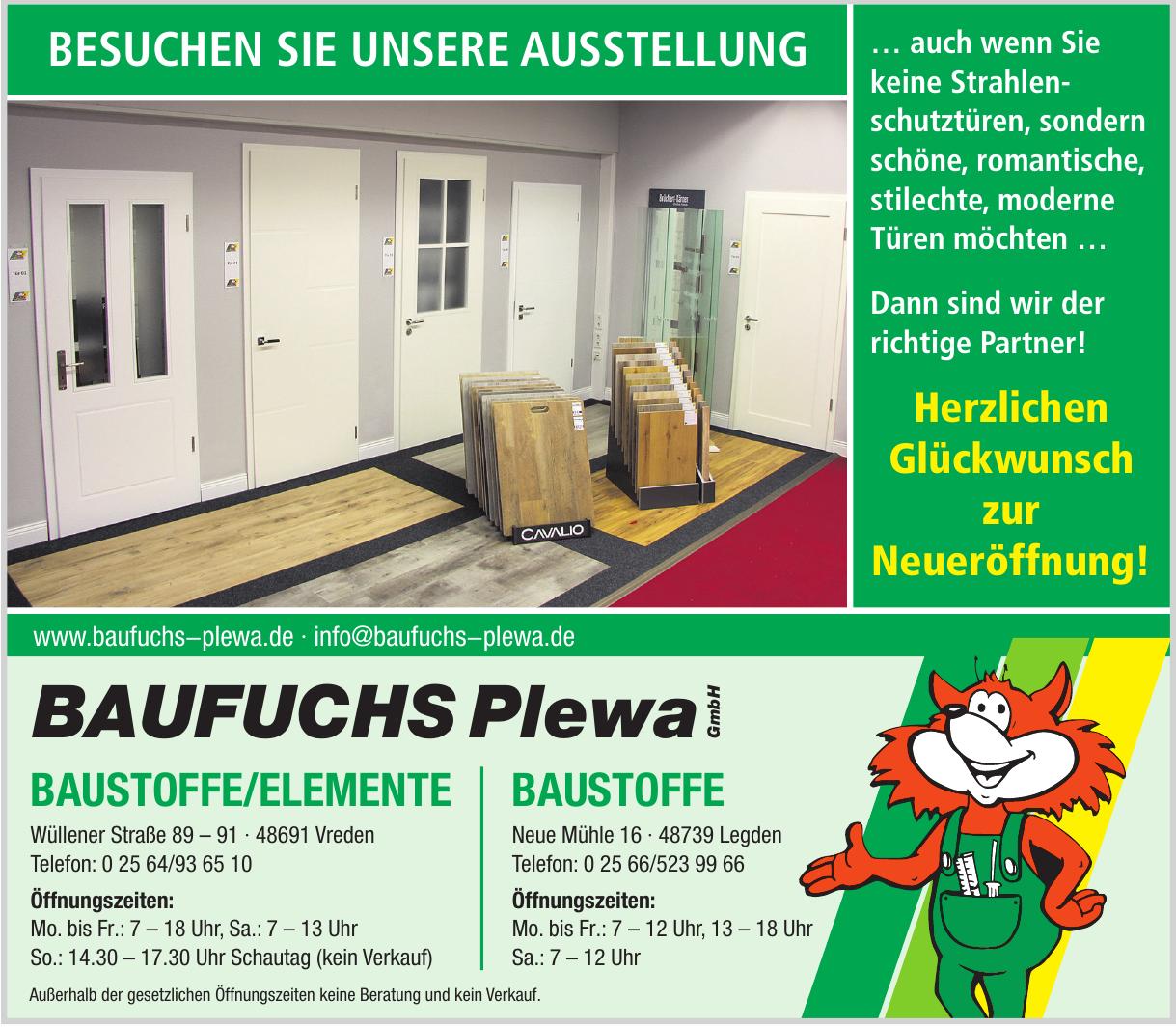 Baufuchs Plewa GmbH
