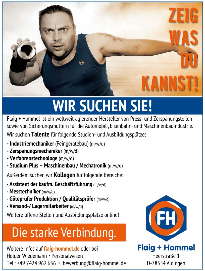 Flaig + Hommel GmbH