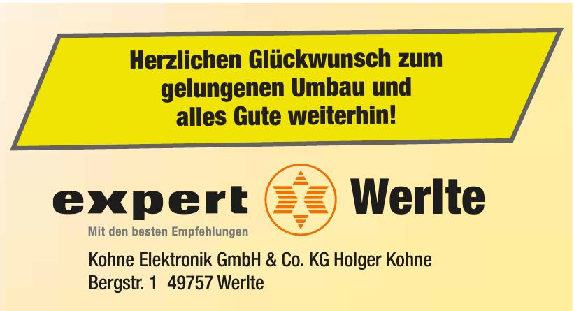 Kohne Elektronik GmbH & Co. KG Holger Kohne