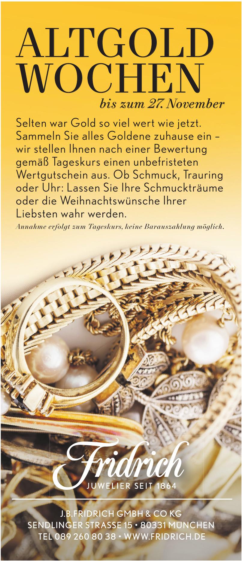 J.B. Fridrich GmbH & Co KG