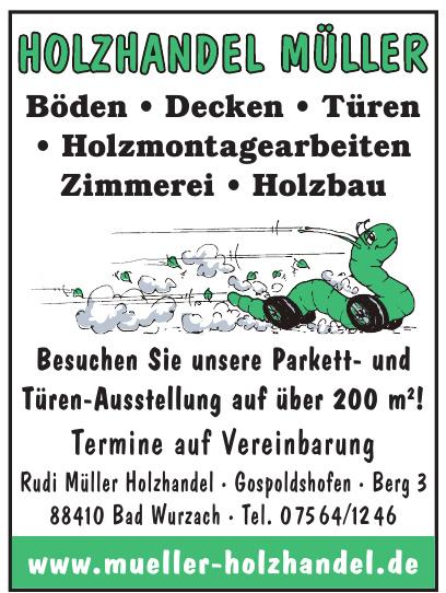 Rudi Müller Holzhandel