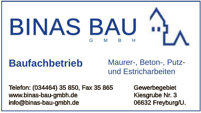 Binas Bau GmbH