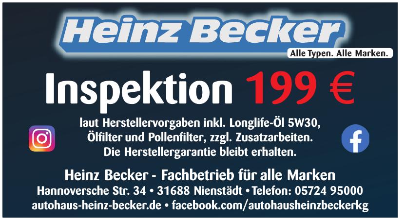 Heinz Becker