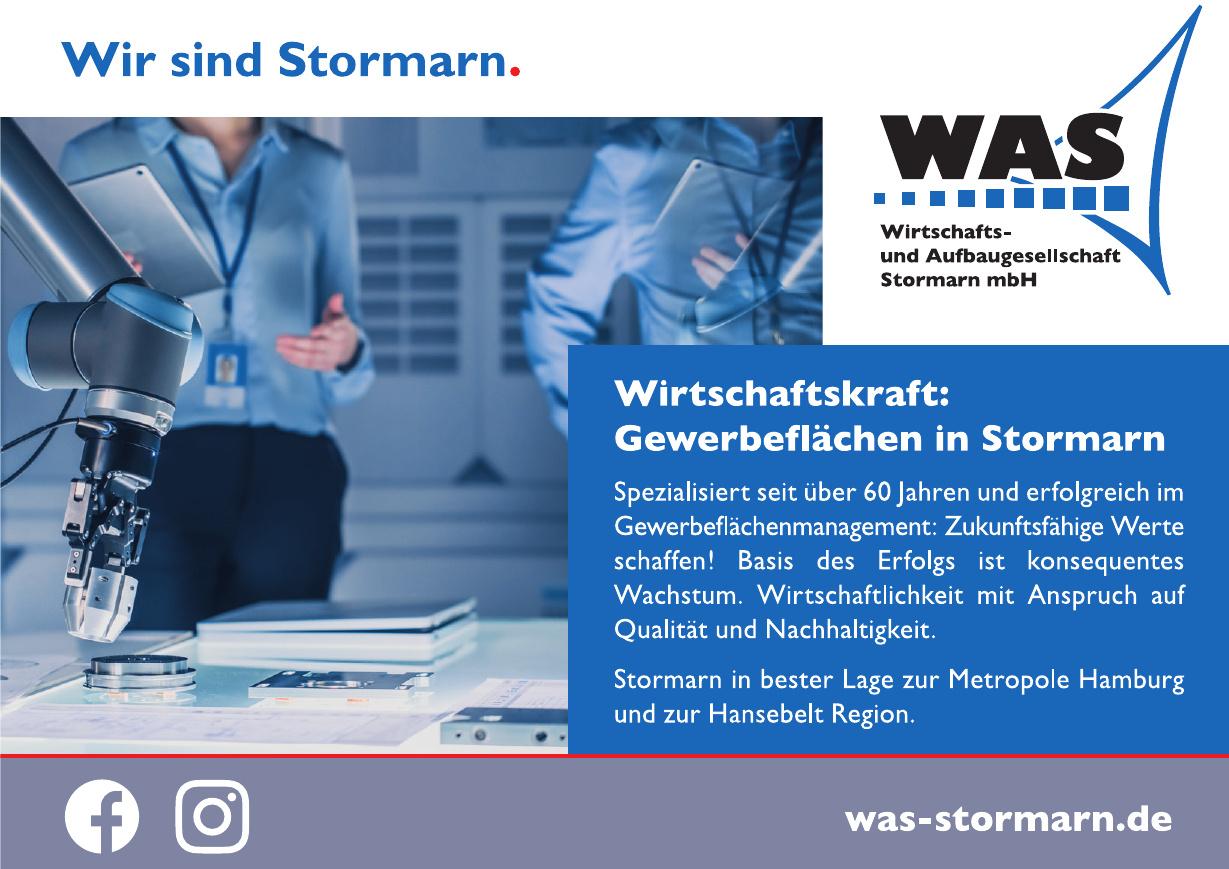 WAS Wirtschafts- und Aufbaugesellschaft Stormarn mbH