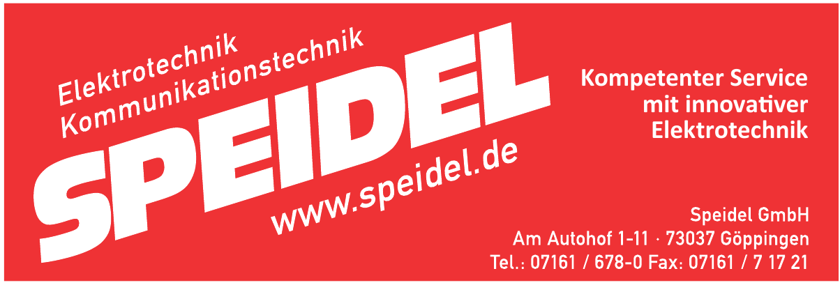 Speidel GmbH