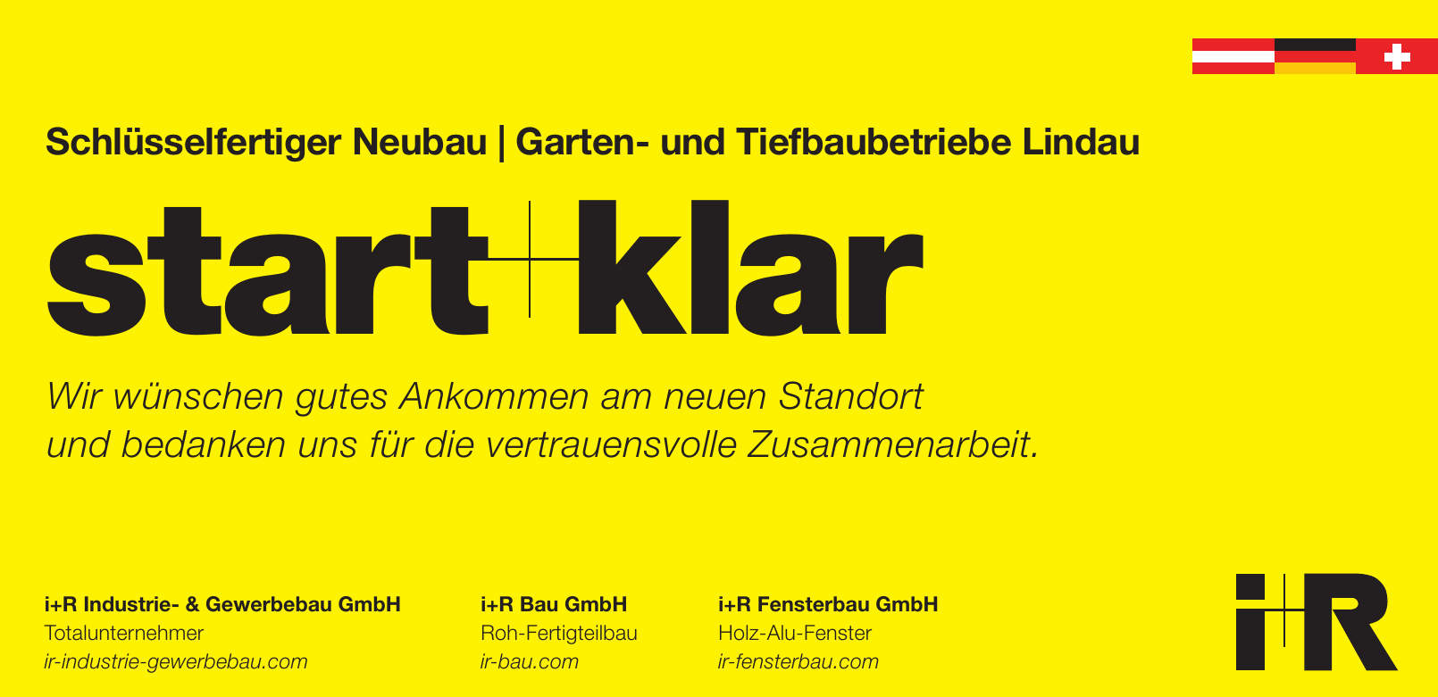 i+R Industrie- & Gewerbebau GmbH