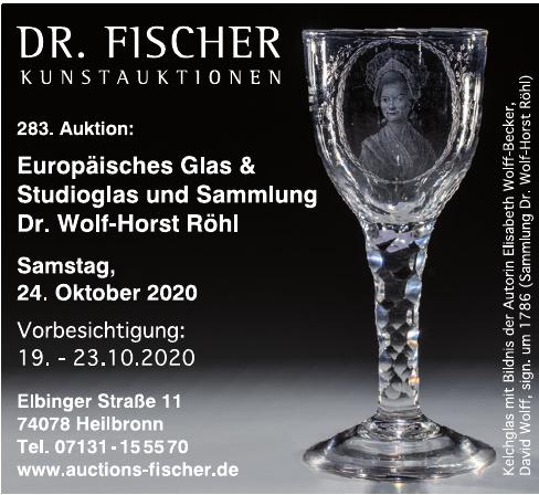Dr. Fischer Kunstauktionen