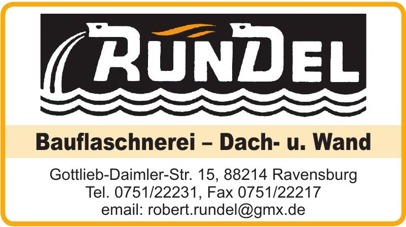 RunDel Bauflaschnerei – Dach- u. Wand