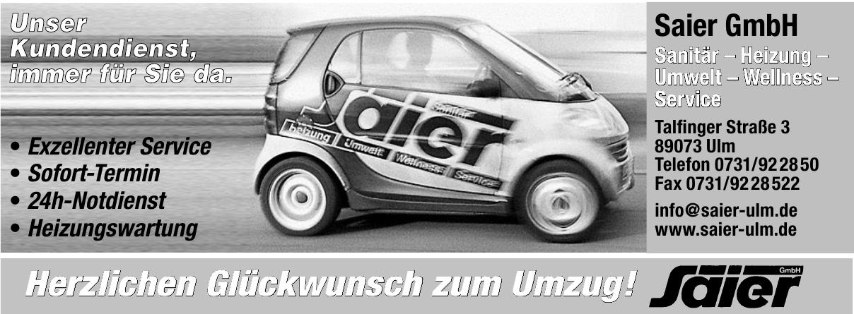 Saier GmbH