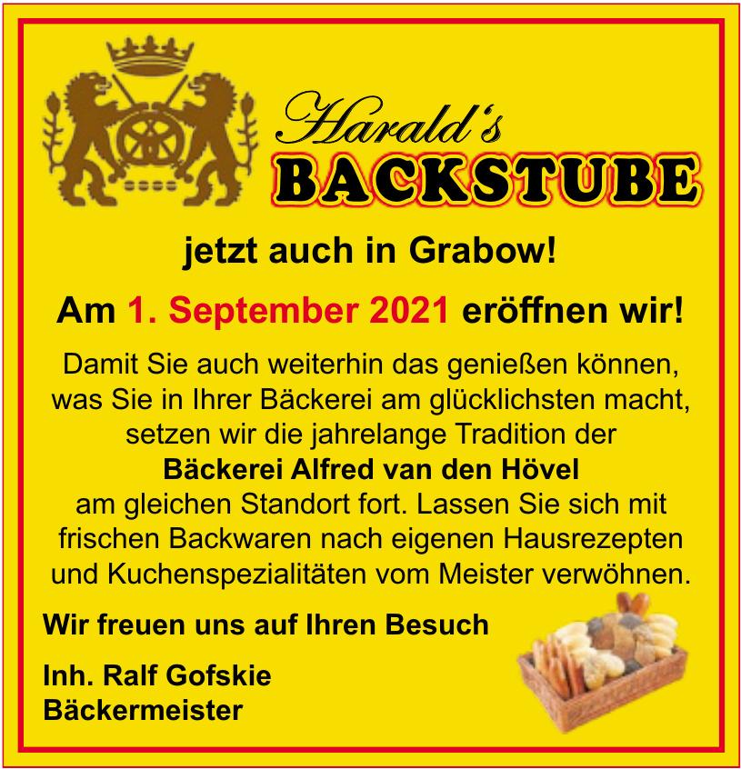 Harald´s Backstube