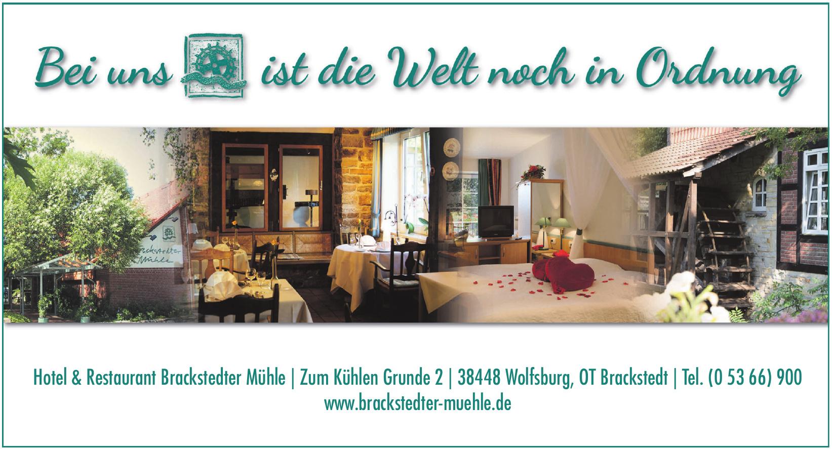 Hotel & Restaurant Brackstedter Mühle