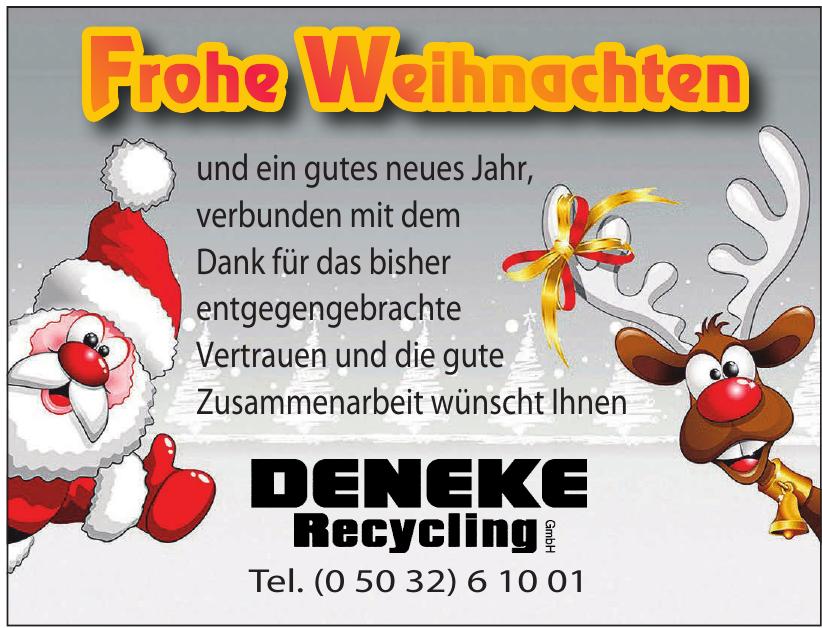 Deneke Recycling GmbH