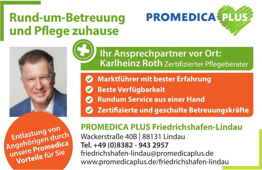 Promedica Plus Friedrichshafen-Lindau