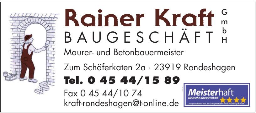 Rainer Kraft Baugeschäft GmbH