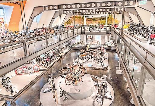 Deutsches Zweirad- und NSU-Museum Image 1