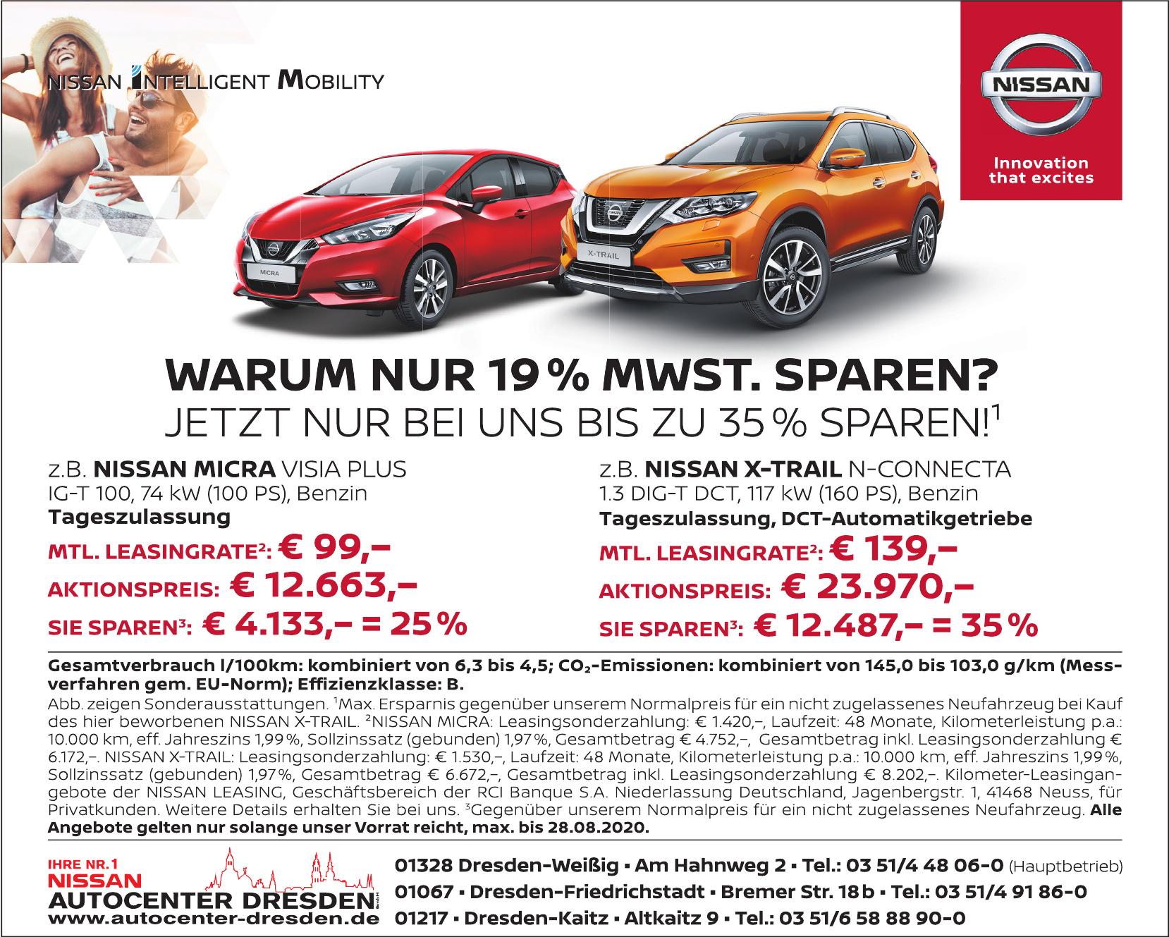 Nissan Autocenter Dresden GmbH
