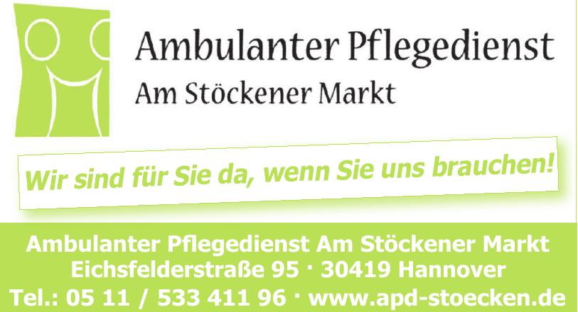 Ambulanter Pflegedienst Am Stöckener Markt