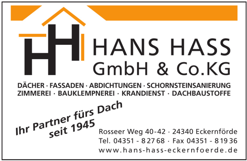 HH Hans Hass GmbH & Co. KG