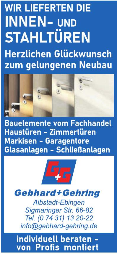 Gebhard+Gehring