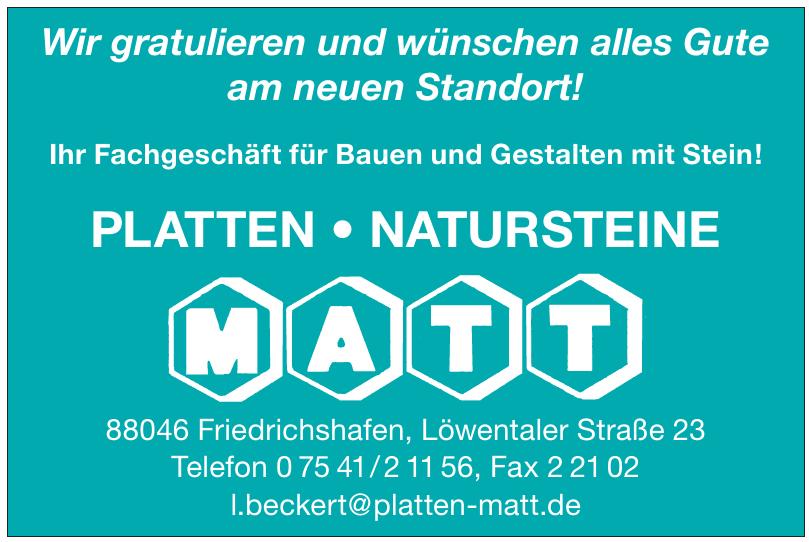 Platten-Matt GmbH