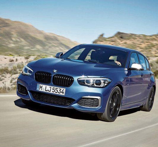 BMW 116i /1er Reihe