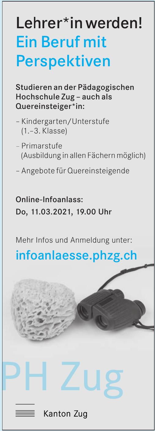 Pädagogischen Hochschule Zug