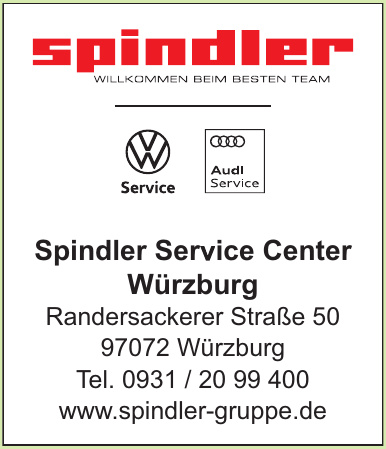 Spindler Gruppe - Service Center Würzburg