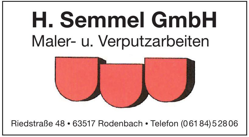 H. Semmel GmbH